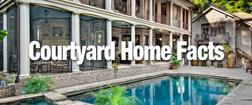 familiar courtyard homes feature private open home custom home design modern house plans custom home design quote