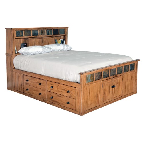 Medium Crop Of Platform Bed King