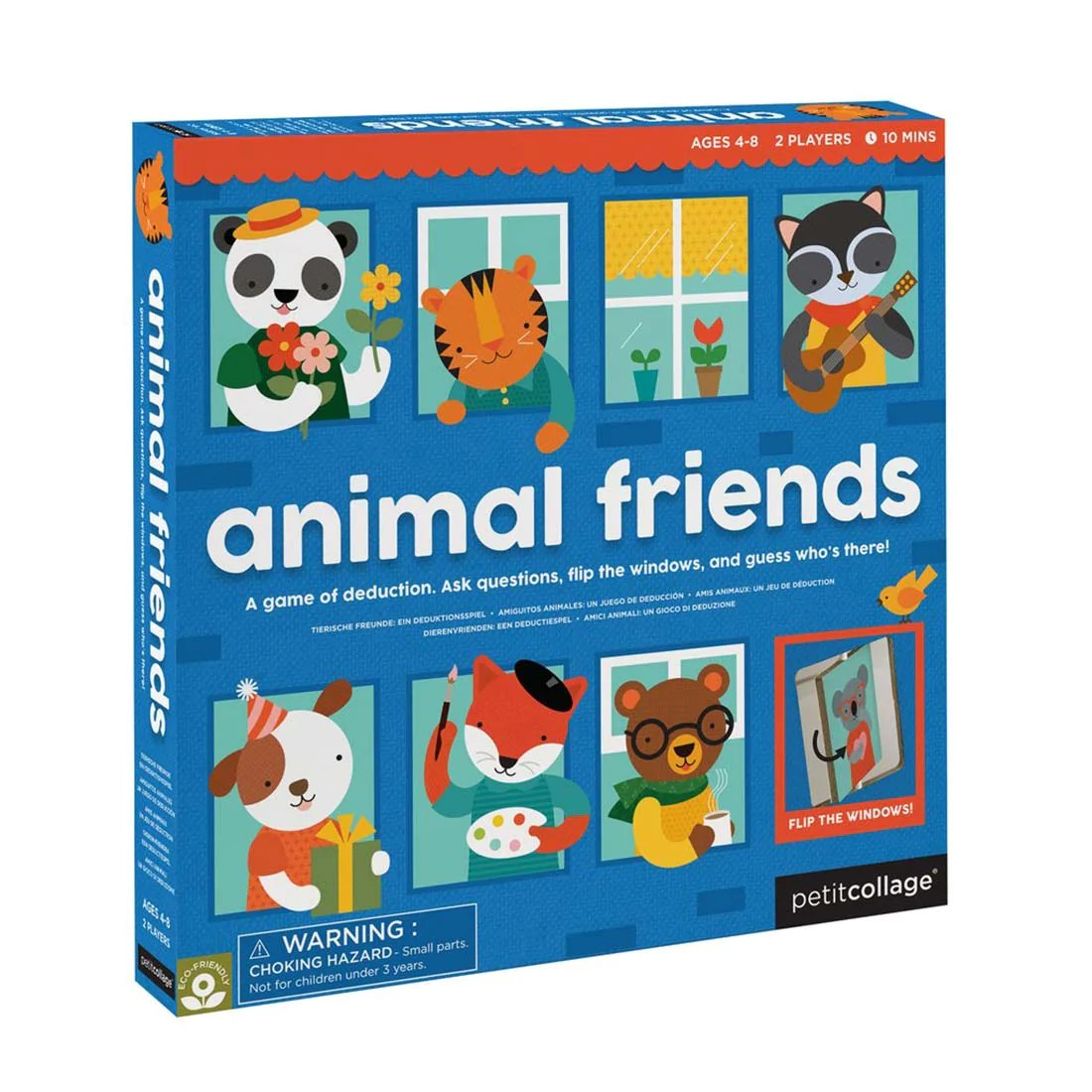 4 1 2 Freunde Animal Friends