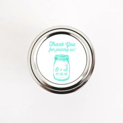 Small Crop Of Personalized Mason Jars