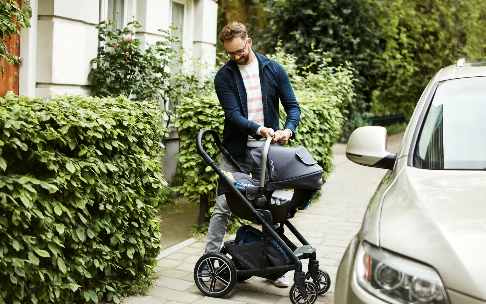 Bugaboo Adapter Graco Car Seat Strollers Compatible With Nuna Pipa Pipa Lite And Pipa Lite