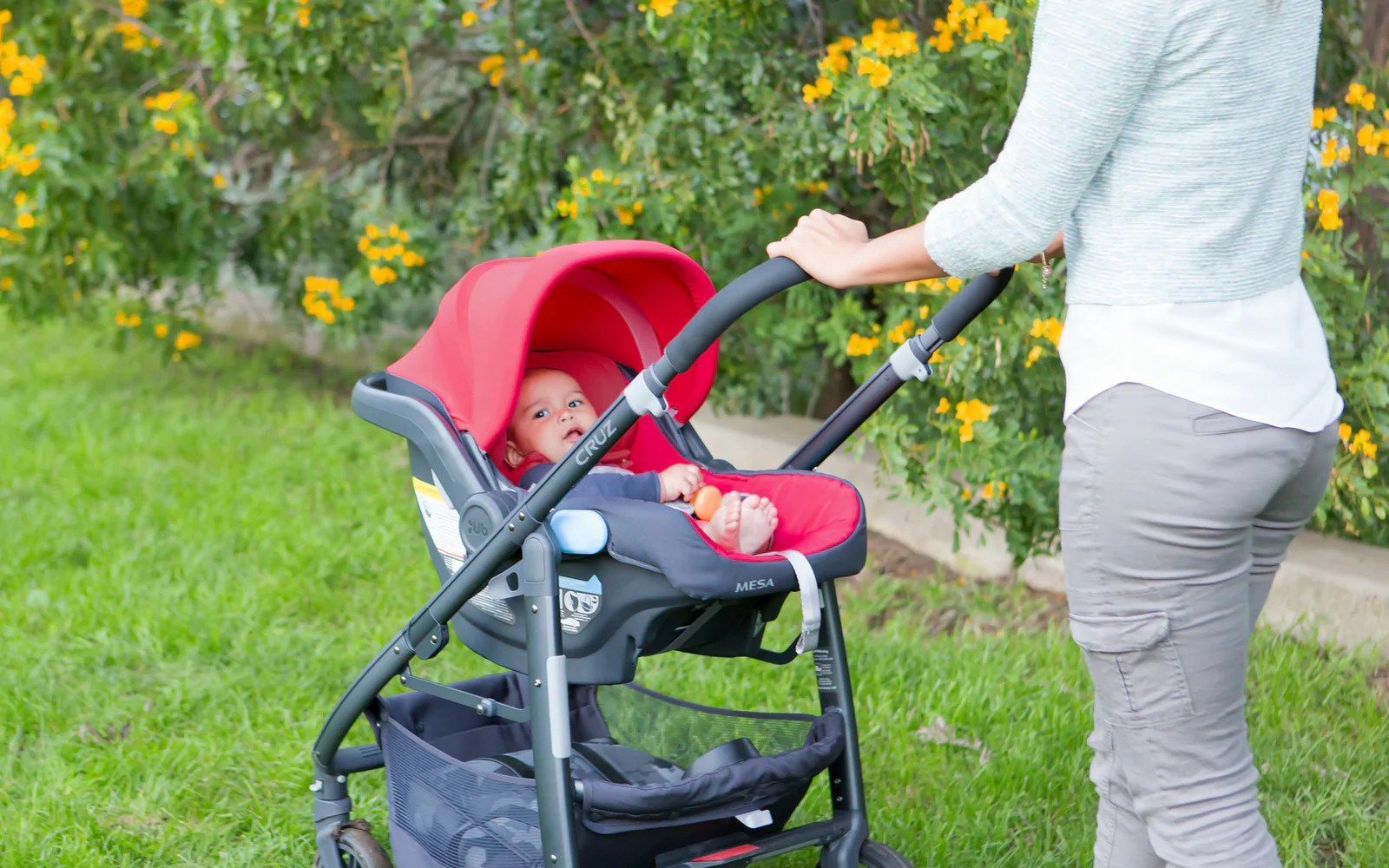 When To Switch From Car Seat To Stroller Infant Car Seats Compatible With Uppababy Cruz Stroller
