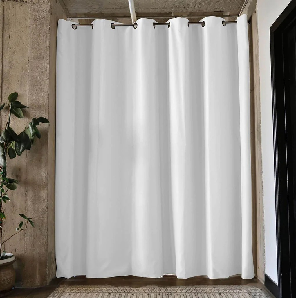Heavy Duty Tension Shower Curtain Rod Tension Rods