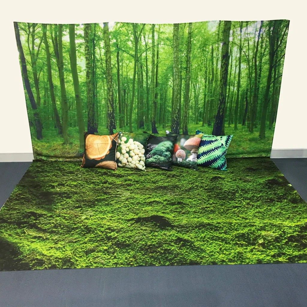 Teppiche 2m X 3m Forest Carpet 3m X 2m Studio Play