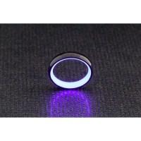 Purple Carbon Fiber Glow Ring & Band - Carbon 6 - Carbon6