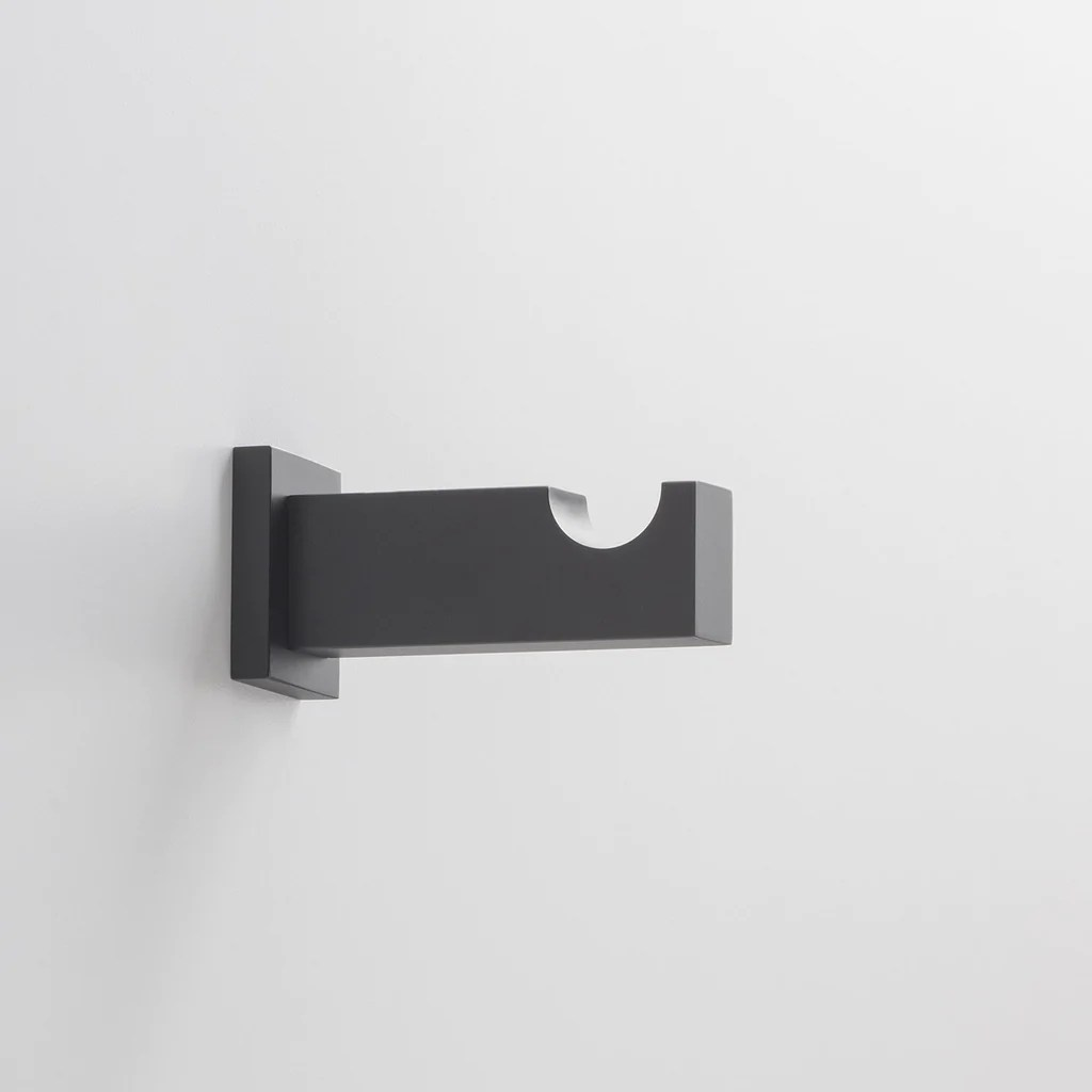 Black Wall Hooks Breyman Wall Hook True Black