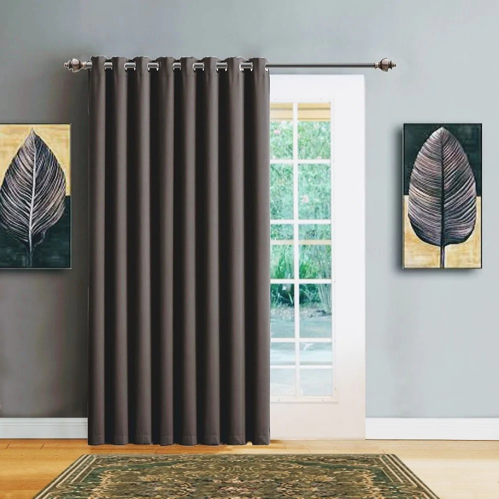 102 Inch Curtains Warm Home Designs Extra Wide Blackout 102