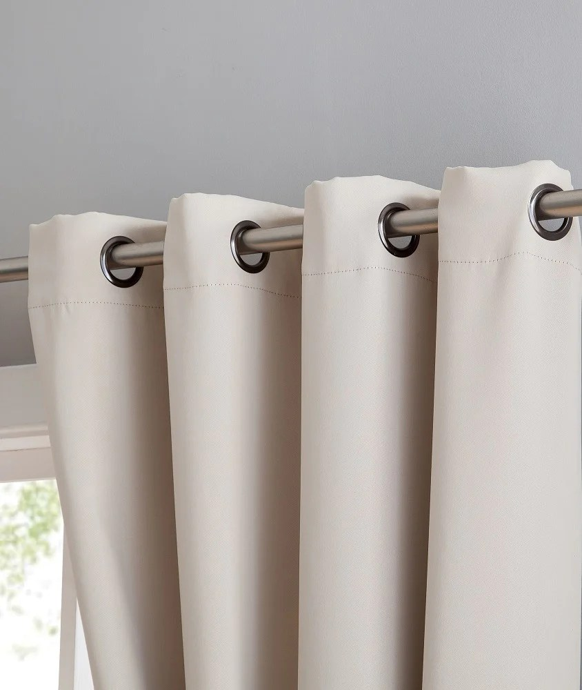 Thermal Patio Door Curtains With Grommets Warm Home Designs Extra Wide Ivory Patio Door Curtains Wall To Wall Room Dividers