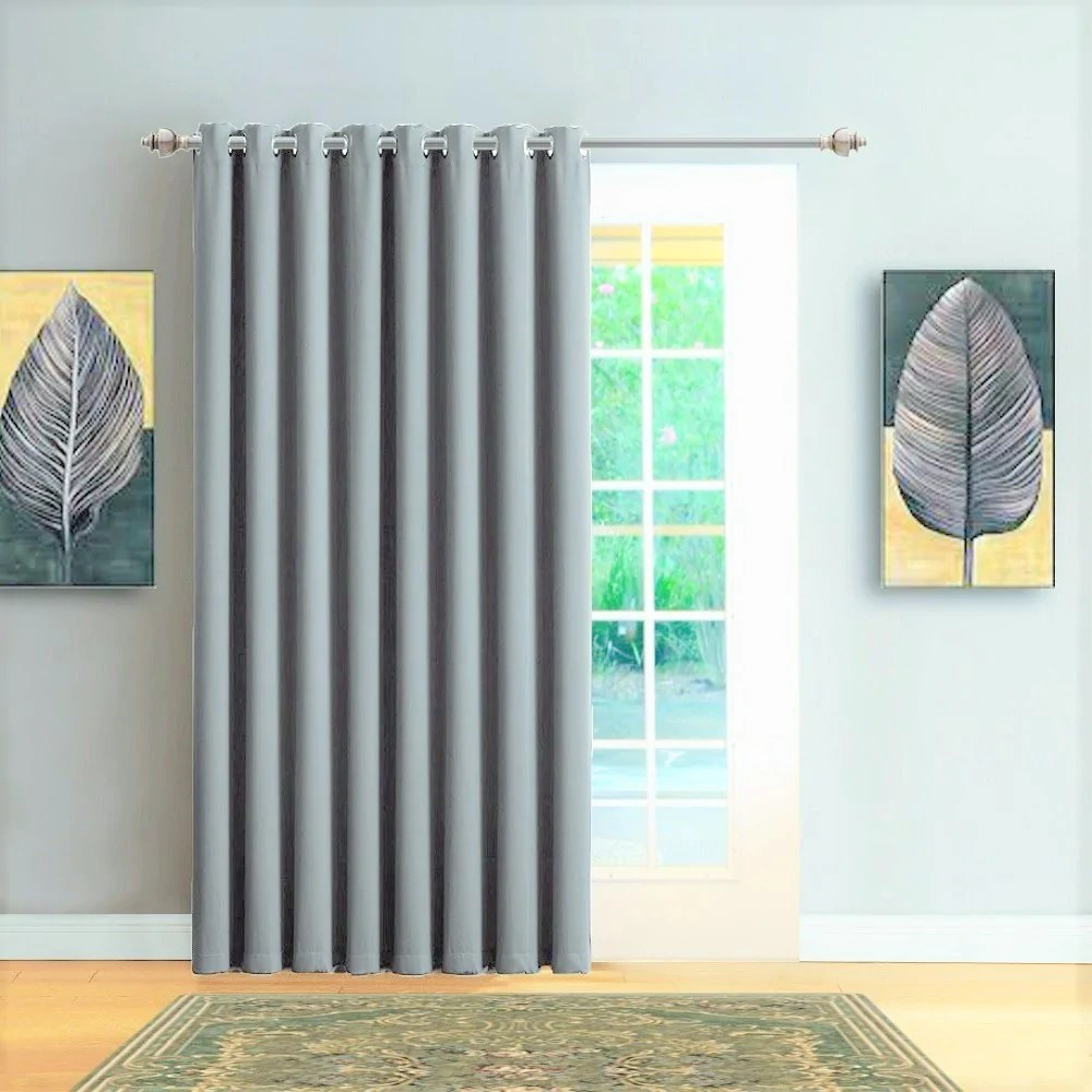 Curtains For Light Grey Walls Warm Home Designs Extra Wide Light Grey Patio Door Curtains Wall To Wall Room Dividers