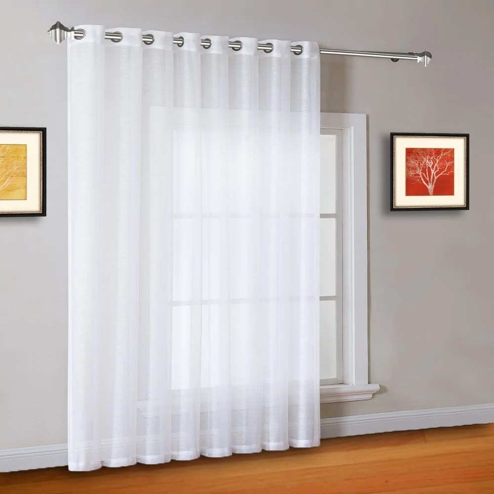 Curtains For Large Patio Doors Warm Home Designs 1 Panel Of 102