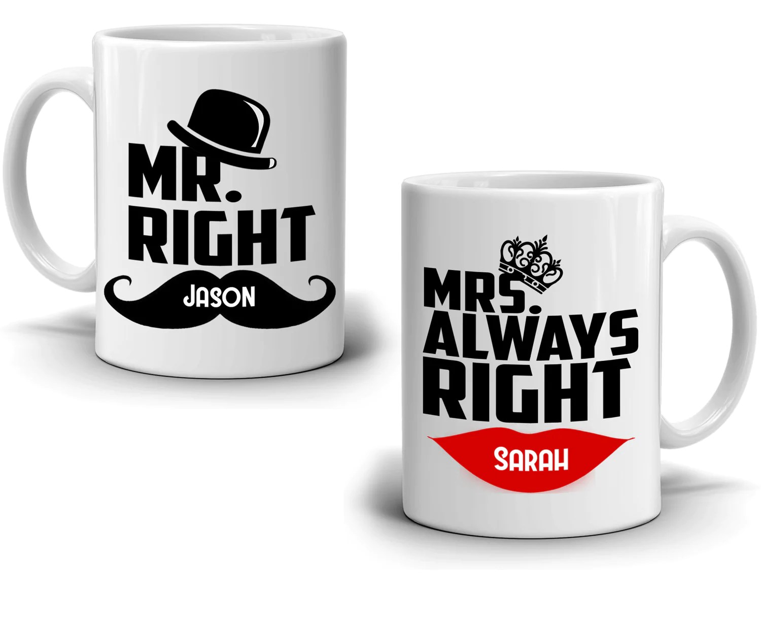 Enchanting Mrs Always Right Coffee Mug Set Mr Right Mrs Always Right Coffee Mug Set Stir Coffee Mug Sets Amazon Coffee Mug Sets Nz Mr Right furniture Coffe Mug Sets