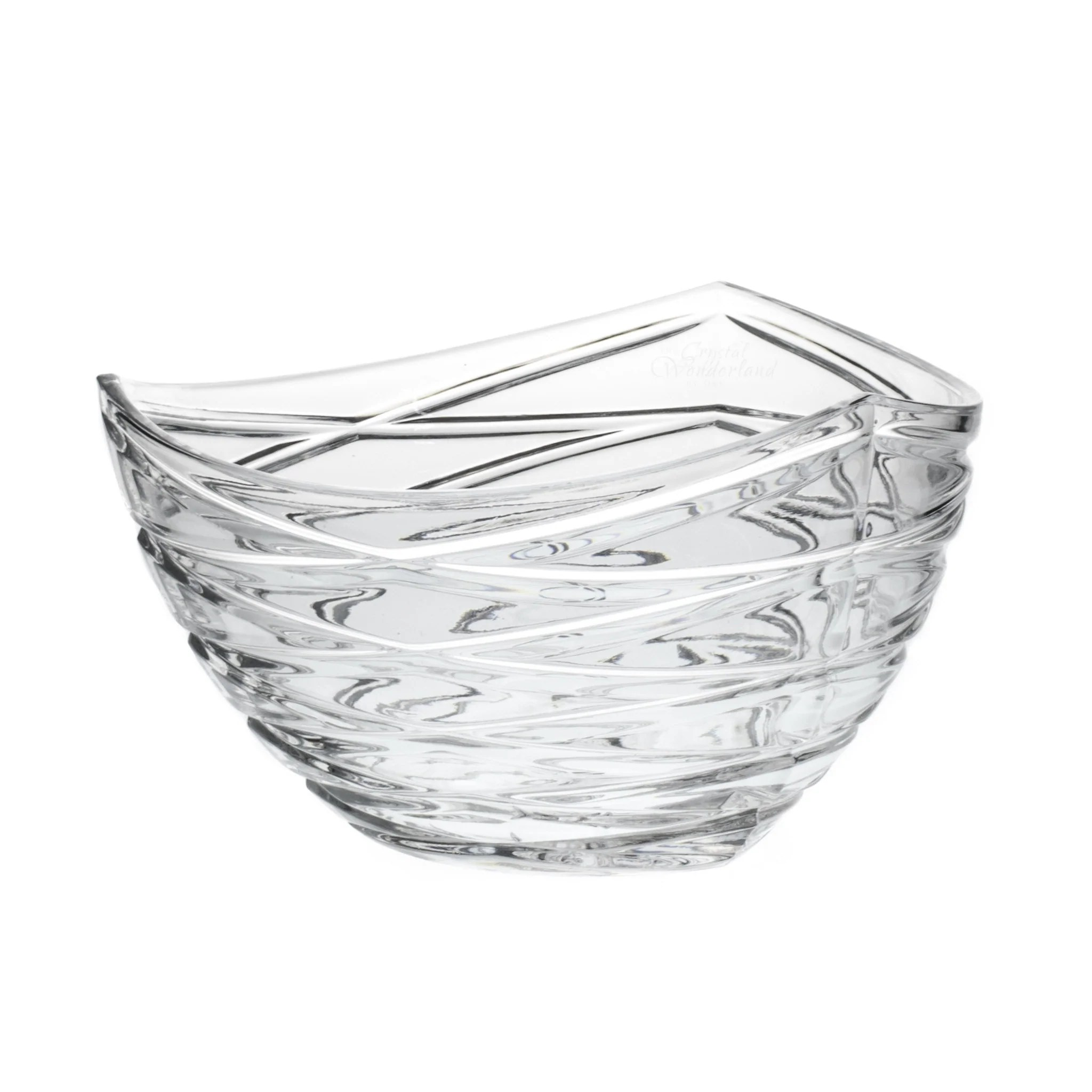 Bowl For Fruit Crystal Fruit Bowl