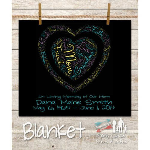 Medium Crop Of Personalized Fleece Blankets