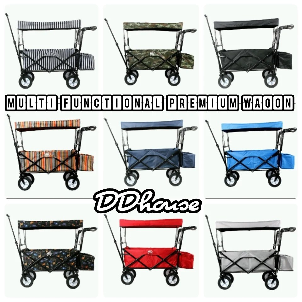 Triple Pet Stroller Ddhouse Singapore Online Pet Supplies And Pet Products