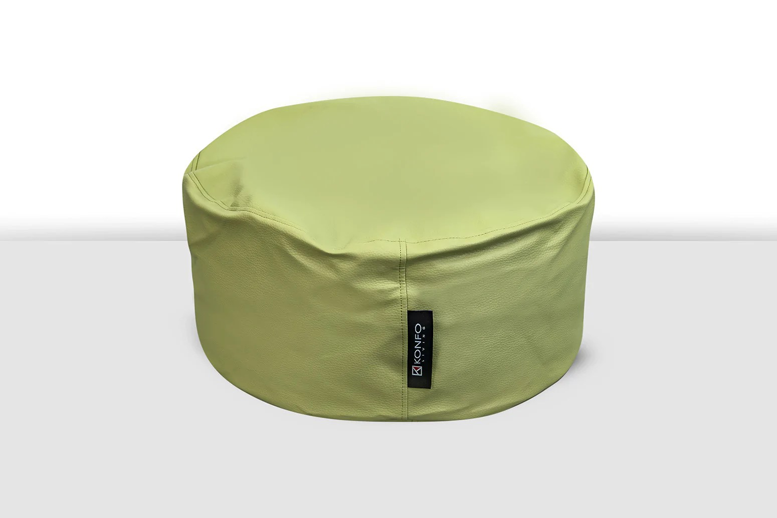 Pouf Mint Rio Bean Bag Pouf Konfo Living