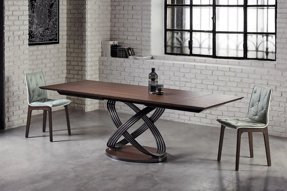 Bontempi Sedie Alfa Fusion Dining Table Dining By Bontempi At The Home Resource Sarasota