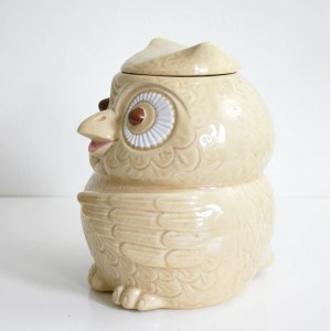Prodigious Cream S Vintage Mccoy Woodsy Owl Cookie Jar Mid Century Mccoy Owl Owl Cookie Jar Twin Peaks Owl Cookie Jar Cracker Barrel S Vintage Mccoy Woodsy Owl Cookie Jar Mid Century Mccoy Owlcanister