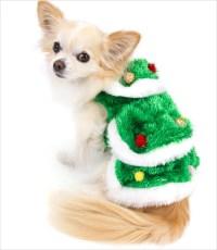 Christmas Tree Dog Costume  G.W. Little