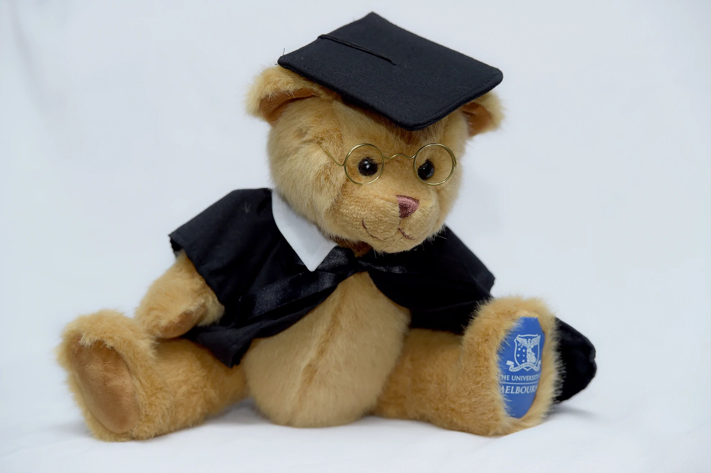 Graduation Invitation Unimelb Graduation Bear Soft Toy: Shop Melbourne University
