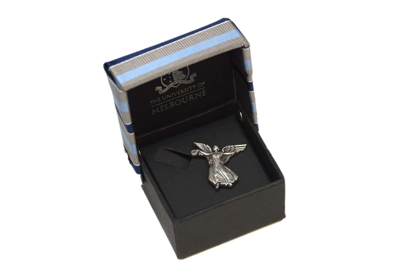 Graduation Invitation Unimelb Winged Victory Lapel Pin: Shop Melbourne University