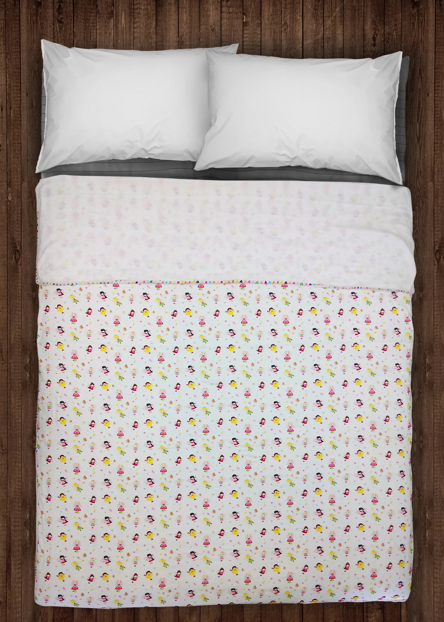 Single Coverlet Fairy Single Bedsheet Summer Coverlet Dohad