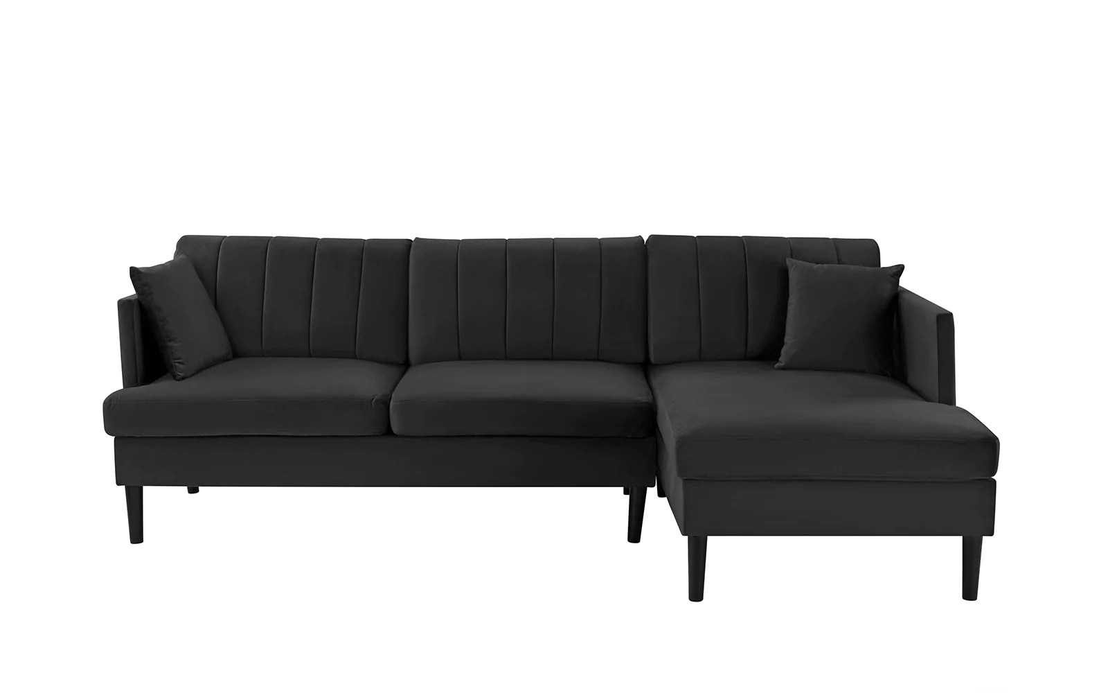 Sofa Grace Grace Old Hollywood Pleated Sectional Sofa