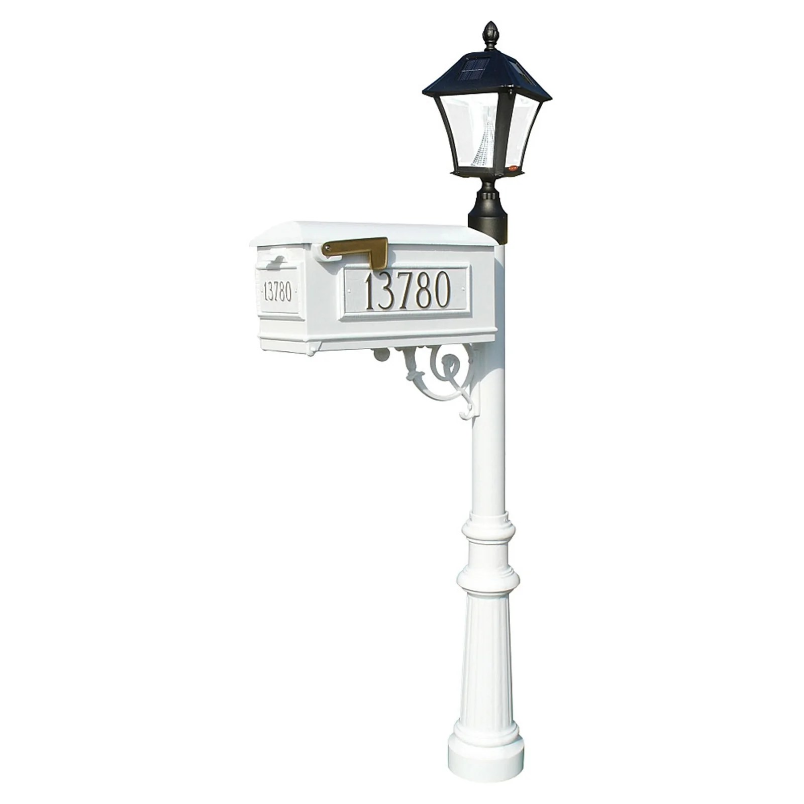 Unique Post Lights Qualarc Personalized Lewiston Bayview Complete System