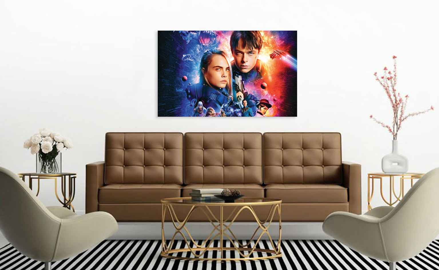 Planets Wall Art Valerian And The City Of A Thousand Planets Wall Art