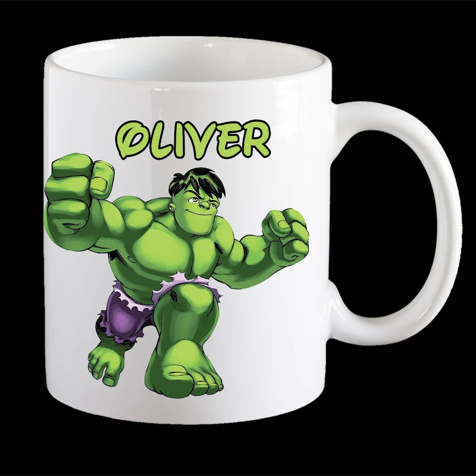 Fullsize Of Hulk Coffee Mug