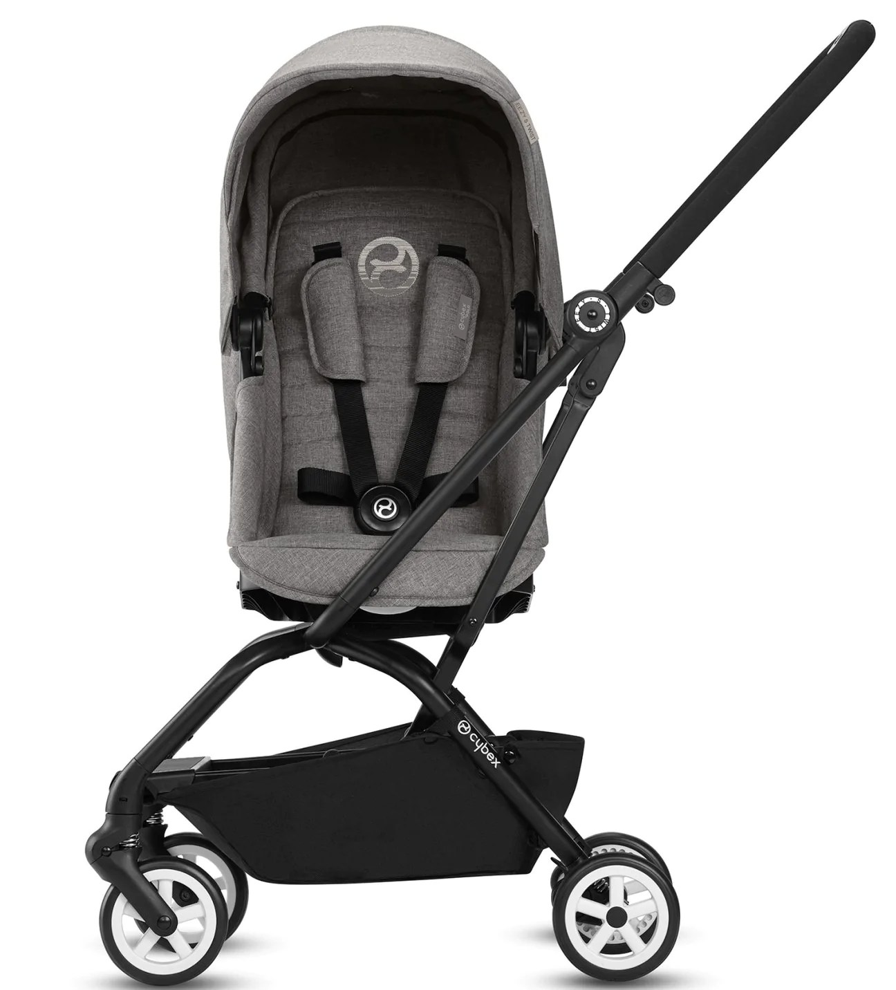 Cybex Stroller Eezy S Twist Buy Cybex Eezy S Twist Denim Stroller Manhattan Grey