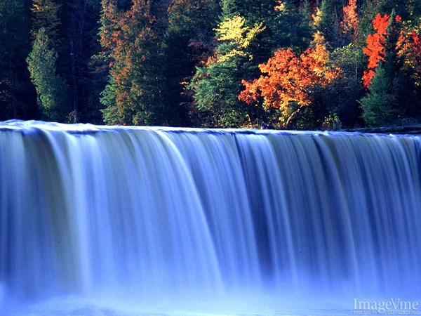 Box Spring God's Creation Fall Backgrounds – Imagevine
