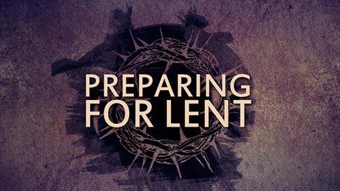 Jesus Inspirational Quotes Wallpaper Preparing For Lent Imagevine