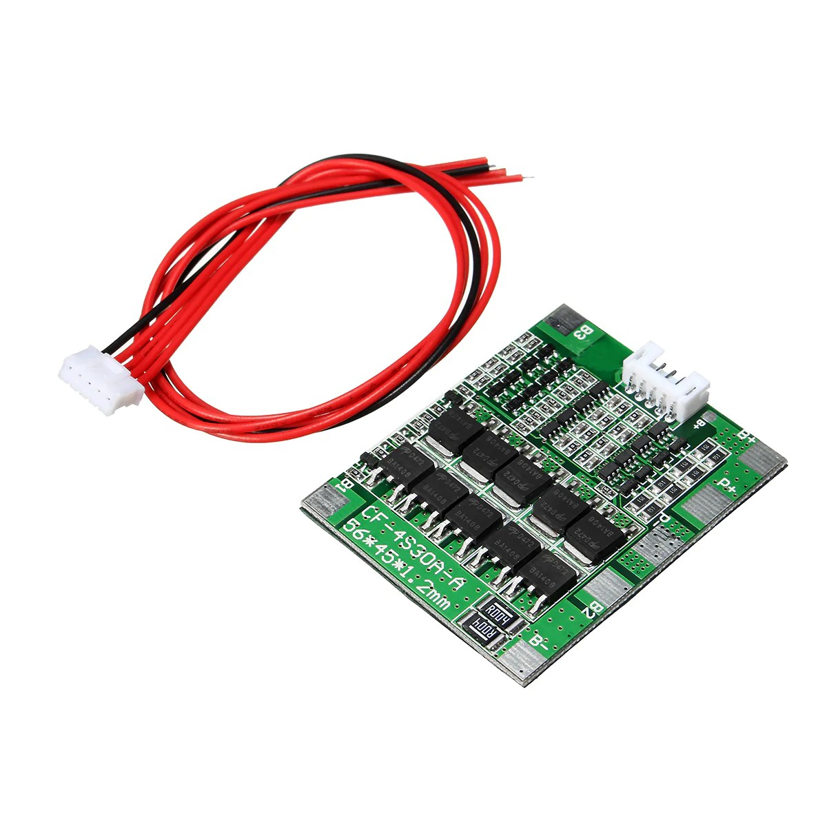 Lithium Kopen 10s 36v 35a Li Ion Lithium Battery Protection Bms Pcb Board With Balance