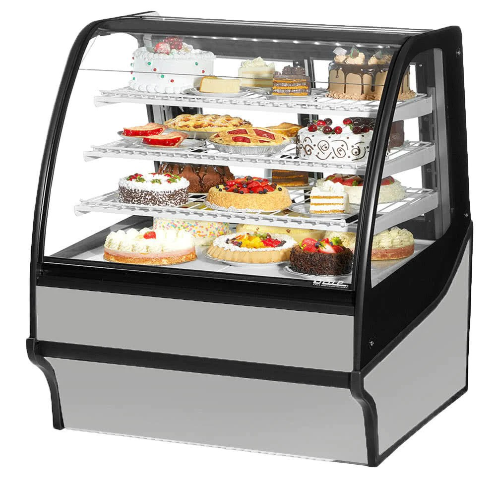 Bakery Display Cabinet True Tdm R 36 Ge Ge 36