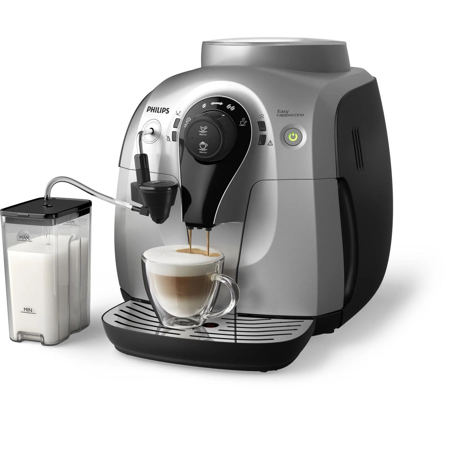 Philip Saeco Saeco Cappuccino Machine Topsimages