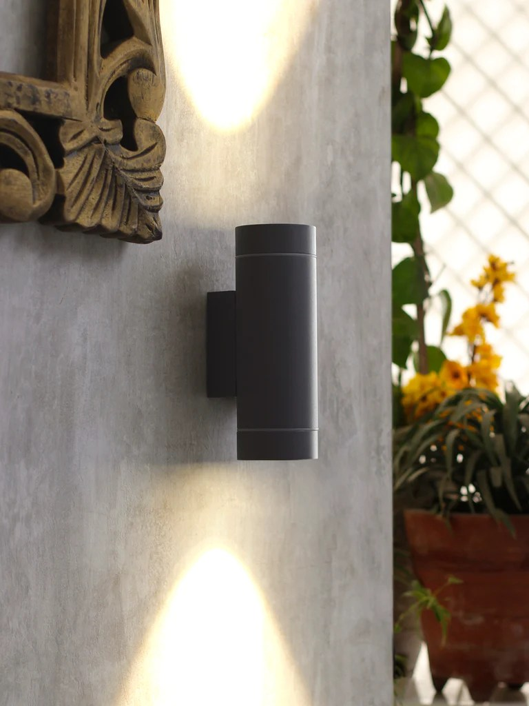 Exterior Led Tube Lights Tube Up Down Led Outdoor Wall Light Buy Led Outdoor Lights Online