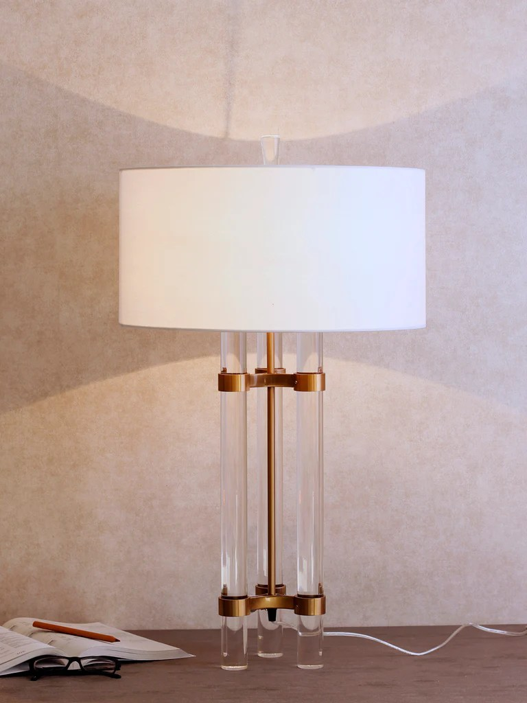 Lamps Online Trinsal Luxury Table Lamp Buy Luxury Table Lamps Online India