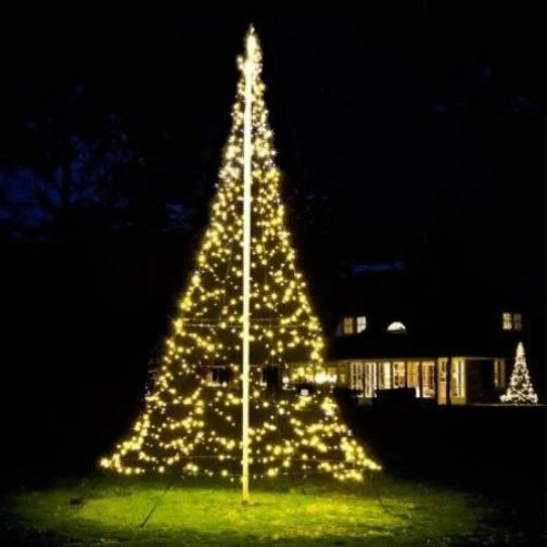 Flood Light Reviews Rouge Living Led Fairy Bell Flag Pole Christmas Tree In 600cm