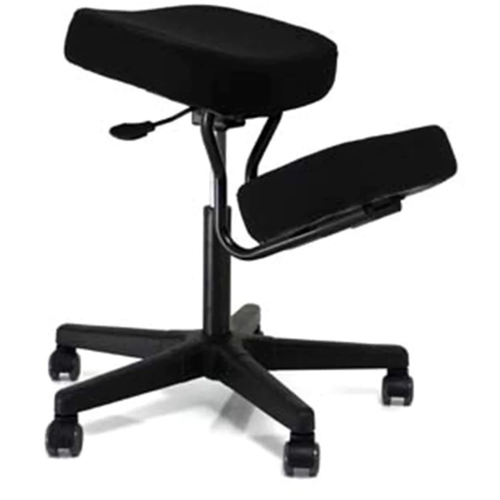 Touch N Foam Professional Solace Plus Kneeling Chair With Memory Foam Bp14