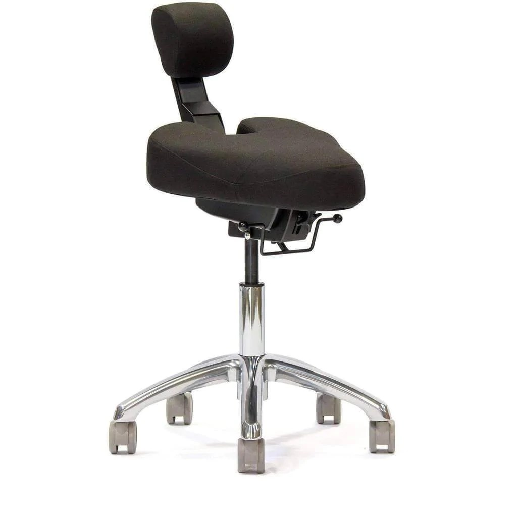Saddle Office Chair Dynamic Saddle Style Ergonomic Chair