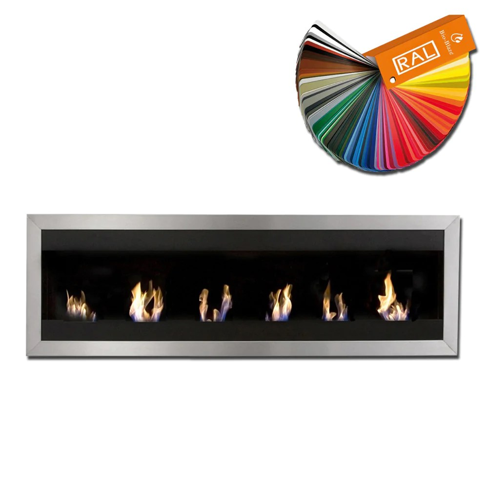 Ethanol Fireplaces Reviews Bio Blaze Square Xl 1 Stainless Steel Bio Ethanol Fireplace