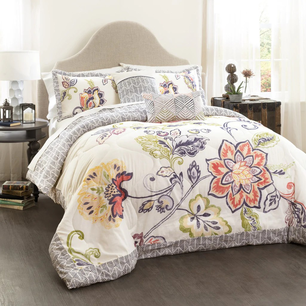 Quilt Sets Aster Comforter 5 Piece Set