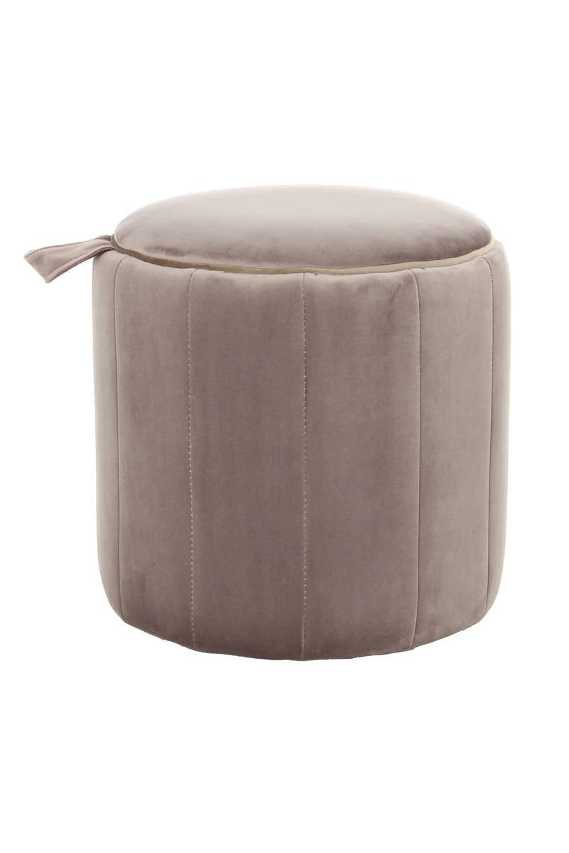 Hocker Grau Hocker Sami 222 Grau Braun