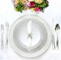 High quality disposable dinnerware - Elegant Plastic ...