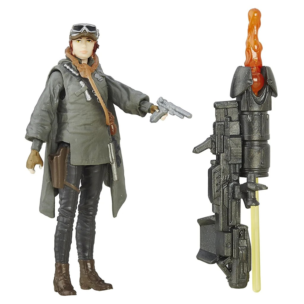 Star Wars Küchenhelfer Star Wars Rogue One Sergeant Jyn Erso Figure By Hasbro Action