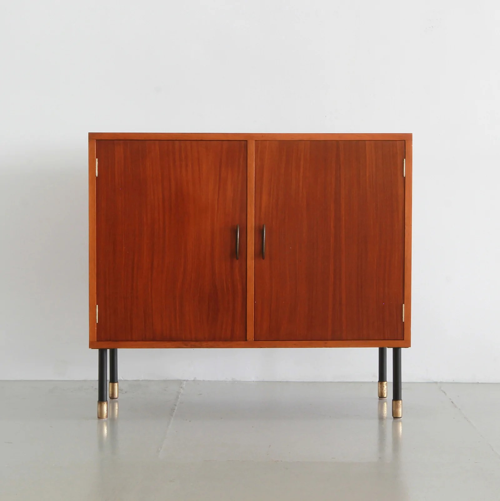 Open Cabinet I S A Bergamo Two Door Cabinet