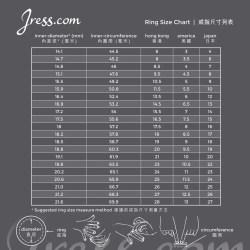 Small Of Diamond Size Chart