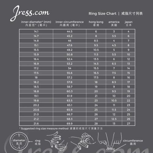 Medium Of Diamond Size Chart