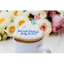 Clever Customizable Wedding Cake Cookies Customizable Wedding Cookies Edible Wedding Favors Wedding Cake Cookies Archway Recipe Wedding Cake Cookies Pecans