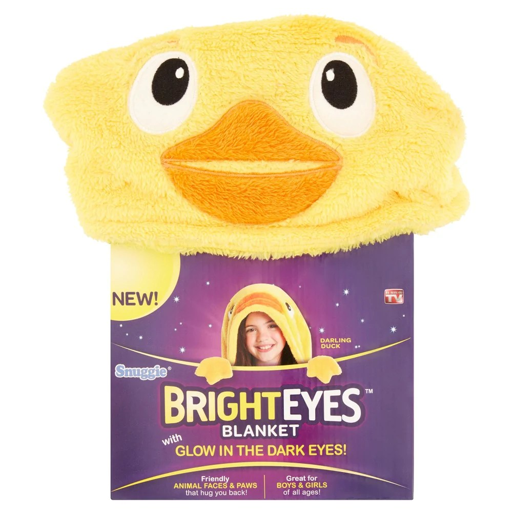 Snuggie Kopen As Seen On Tv Snuggie Brighteyes Darling Duck Blanket